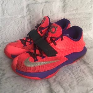 KD 7 Nike Colorways basketball shoes youth 6